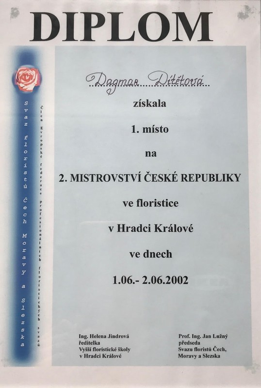 DiplomMCR_Mistrflorista